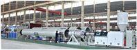 大口径HDPE供水管、燃气管挤出生产线