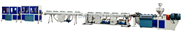 常用口径HDPE管材挤出生产线,HDPE管材机,HDPE管材生产线