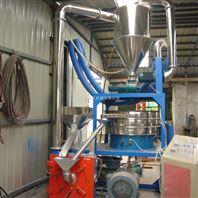 立式刀盘塑料磨粉机
