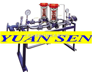 ZSY自力式压力调节阀组单双回路ZZYP(M、N)自力式压力调节阀