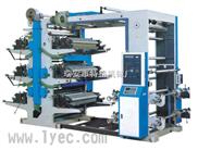 6600-61000六色柔性凸版印刷机