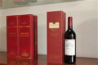 精装红葡萄酒