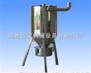 中央供料-旋風集塵器