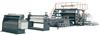 PVC软、硬片硬板及PVC装饰板材木塑板材生产线